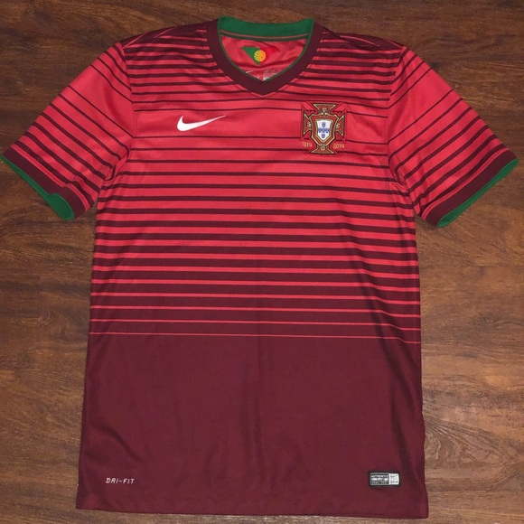 on sale eec07 3c864 World Cup 2014 Portugal National Team Jersey